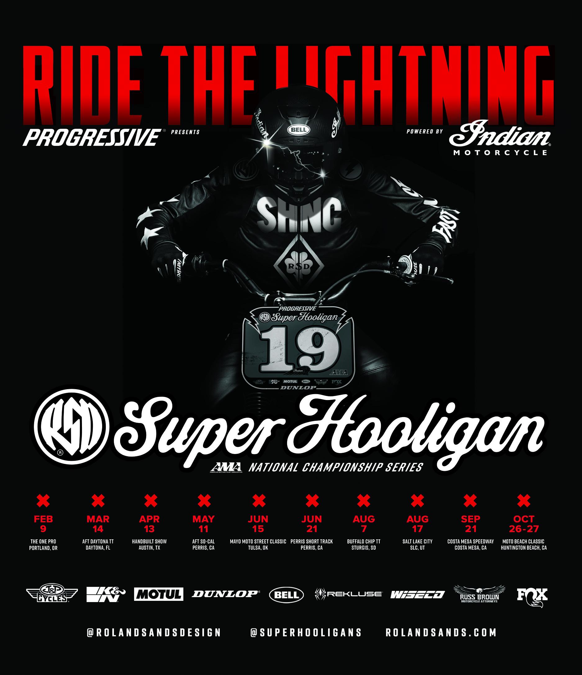 Super Hooligan National Championship Series steams towards