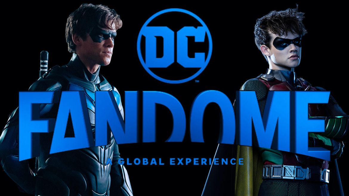 Exclusive Details on The 'Titans' Panel at FanDome!