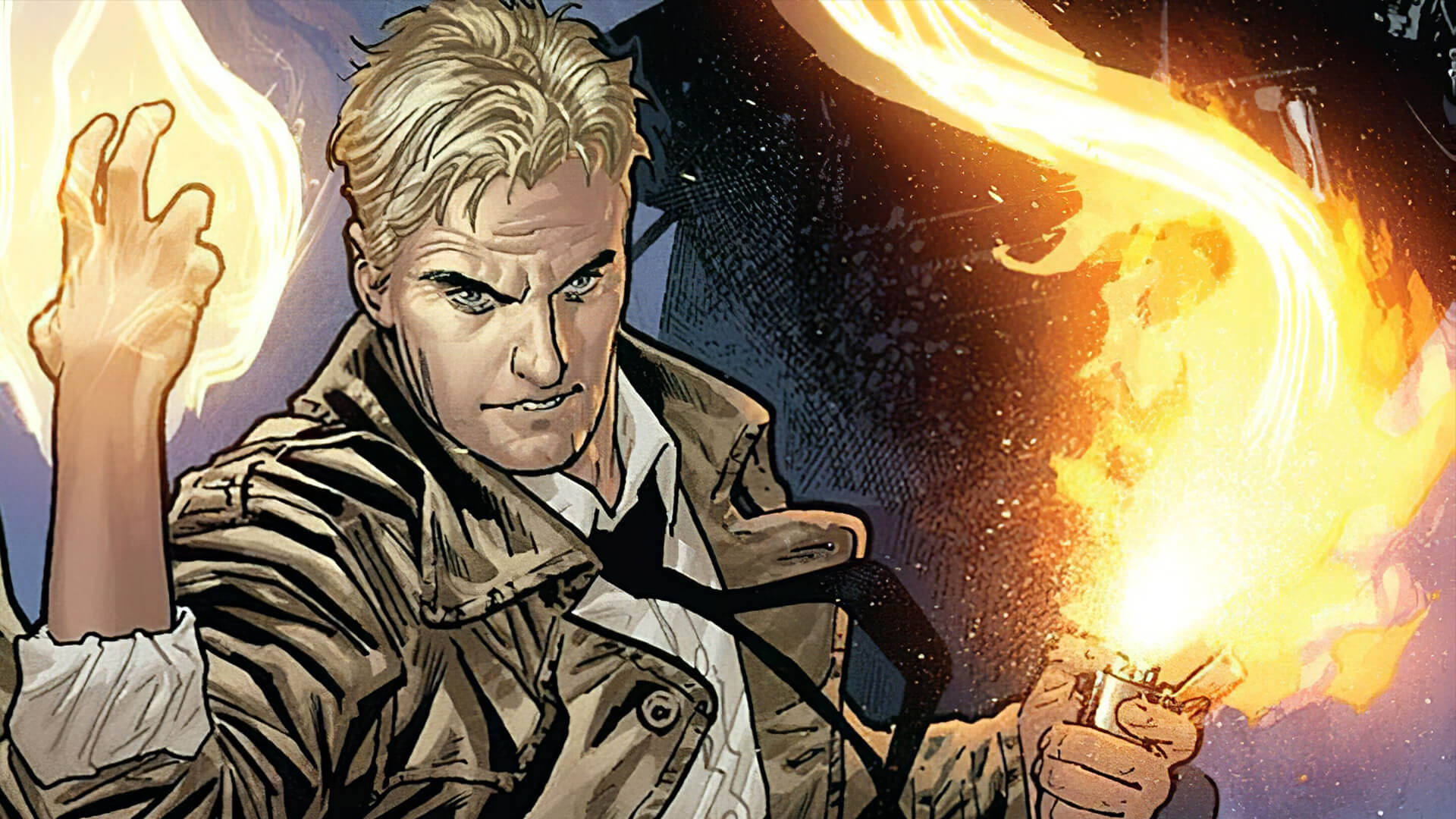 Exclusive: Live-Action 'Constantine' Series in the Works at HBO Max