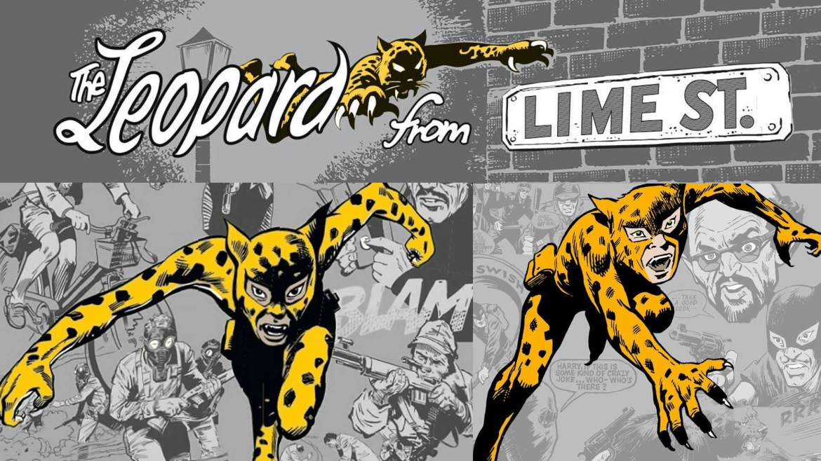 'The Leopard from Lime Street' Live-Action Series in the Works