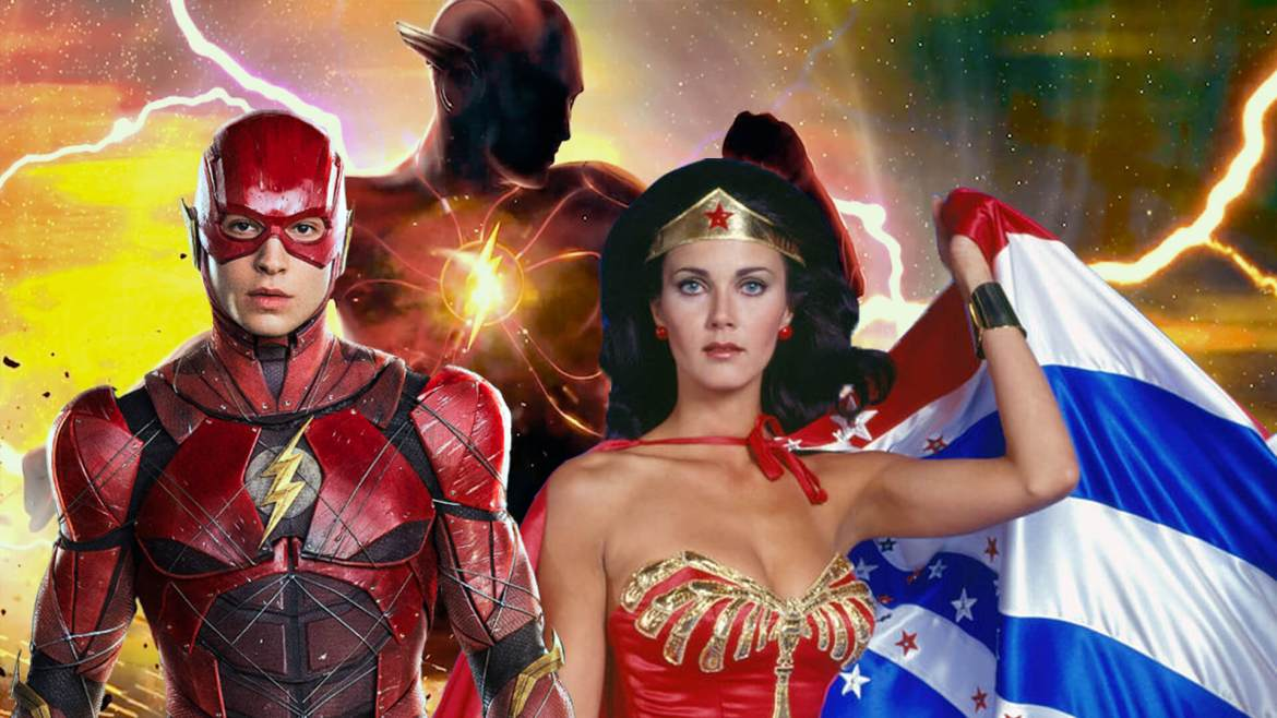 Lynda Carter In Talks To Reprise Wonder Woman Role In 'The Flash' Movie