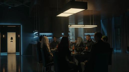 Titans Season 2 Dinner