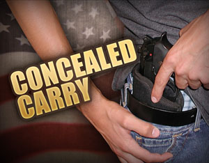 concealed carry artwork