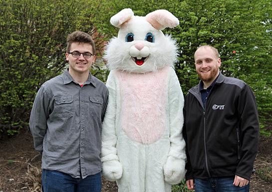 Salvation Army Easter Egg Hunt 4-2017