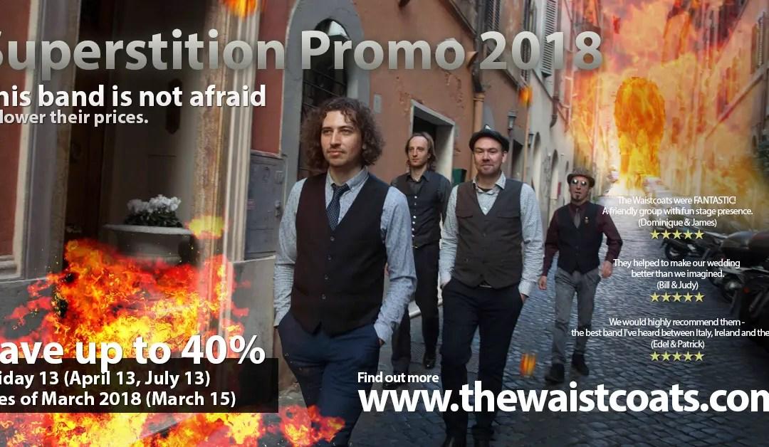 Superstition Promo