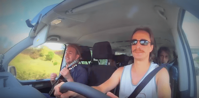 The Waistcoats VLOG Ep. 08 – All Roads Lead to Music