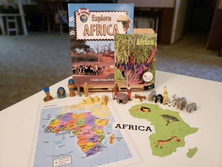 Continent Boxes Africa