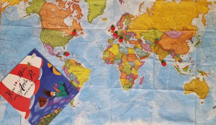 Around the World Unit Study