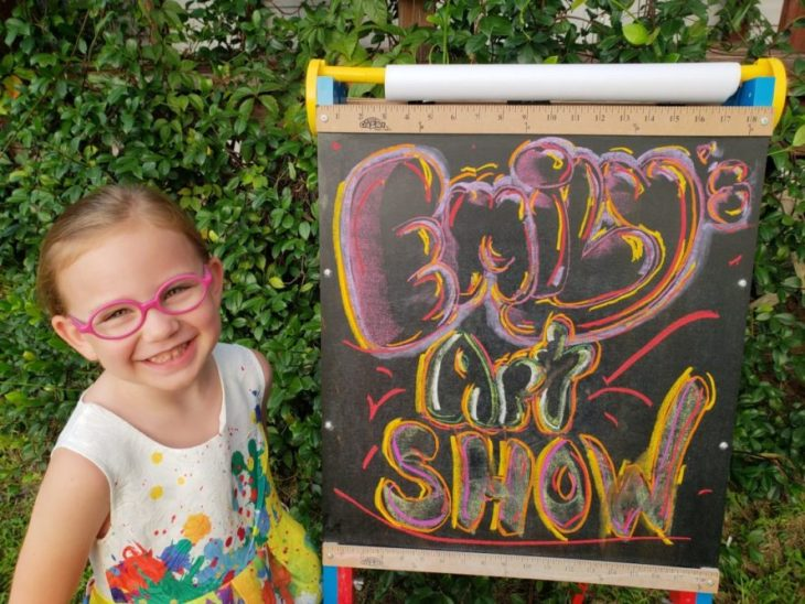 End of the Year Art Show