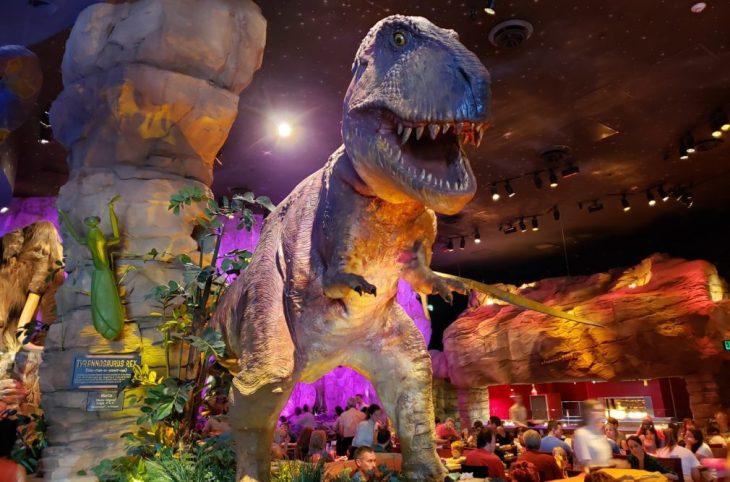 T Rex Cafe Disney Springs