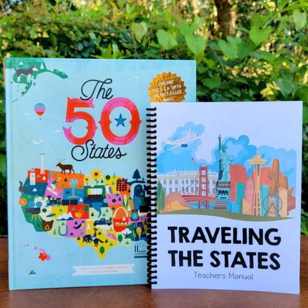 Traveling the States Curriculum