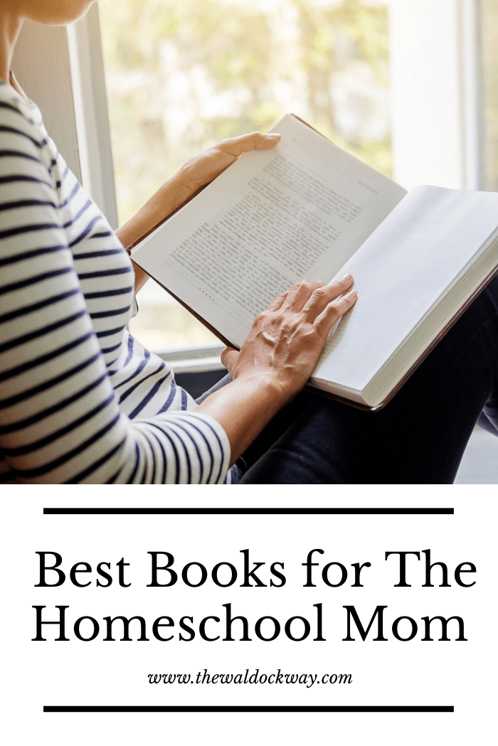 You can't pour from an empty cup. Curl up and enjoy these absolute best books to read for homeschool moms everywhere.