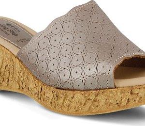 spring step pala wedge sandal
