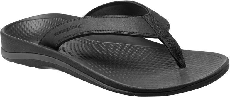 superfeet Mens Outside 2 Sandal Flip Flops