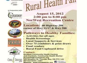 2nd Annual Rural Health Fair