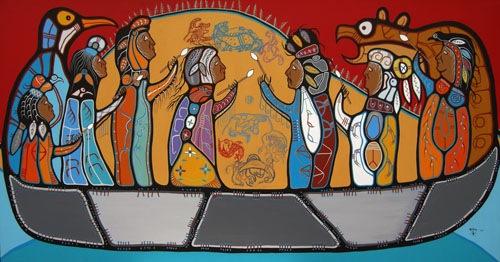 Vision Circle: The Art of Roy Thomas- A Retrospective Exhibition