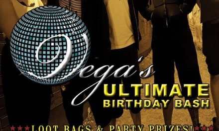 Vega's Ultimate Birthday Bash – June 8th at Black Pirates Pub