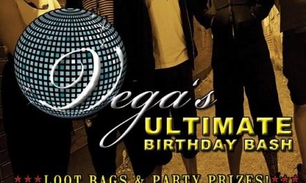 Vega's Ultimate Birthday Bash – June 8th at Black Pirates Pub