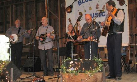 The 4th Annual Kakabeka Falls Bluegrass Festival