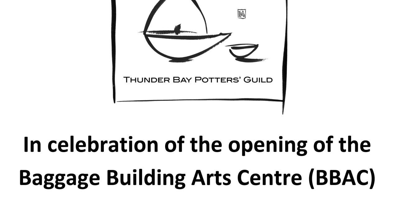 Thunder Bay Potters' Guild Summer Sale