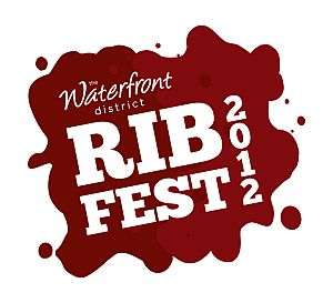 The Waterfront District RIBFEST 2012