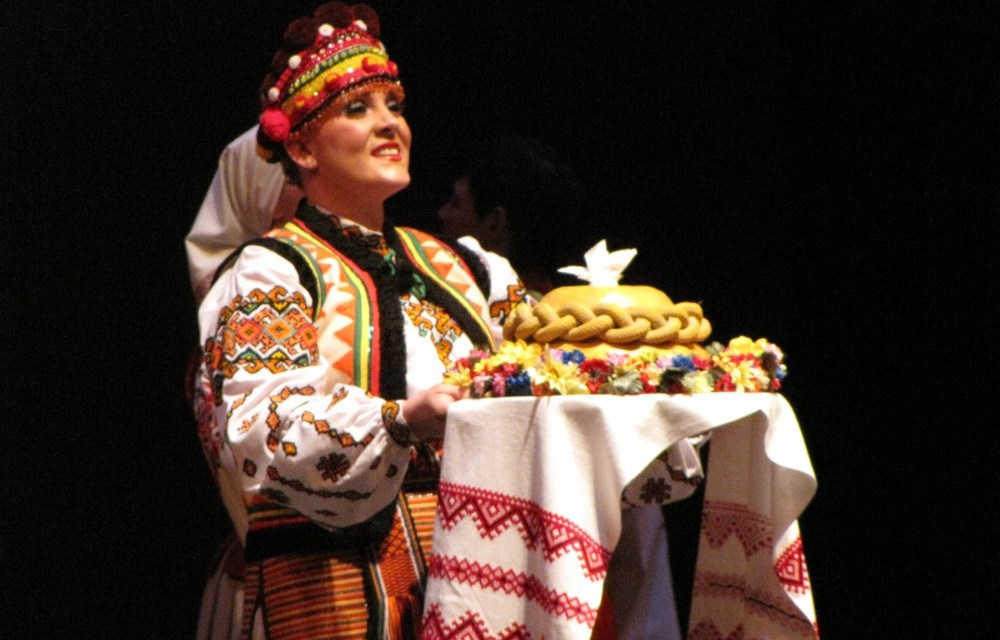 Chaban Ukrainian Dance Group: Here and There