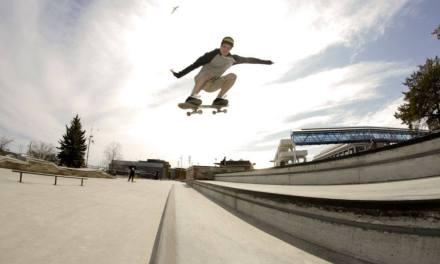SK8 Skates Demoat Prince Arthur's Landing July 20