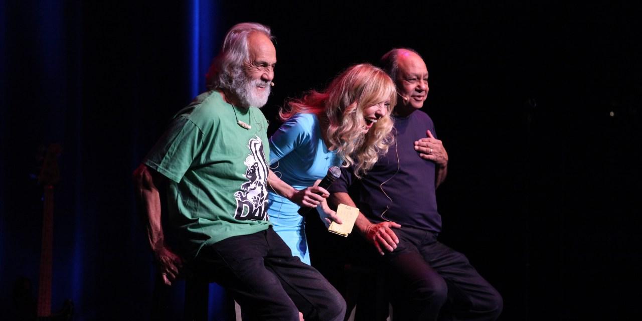 Cheech & Chong Comedy Tour Photos