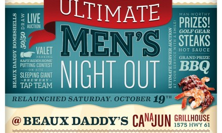 The Ultimate Men's Night Out: A New Fundraiser for the United Way