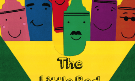 Local Book Launch at Chapters: The Little Red Crayon