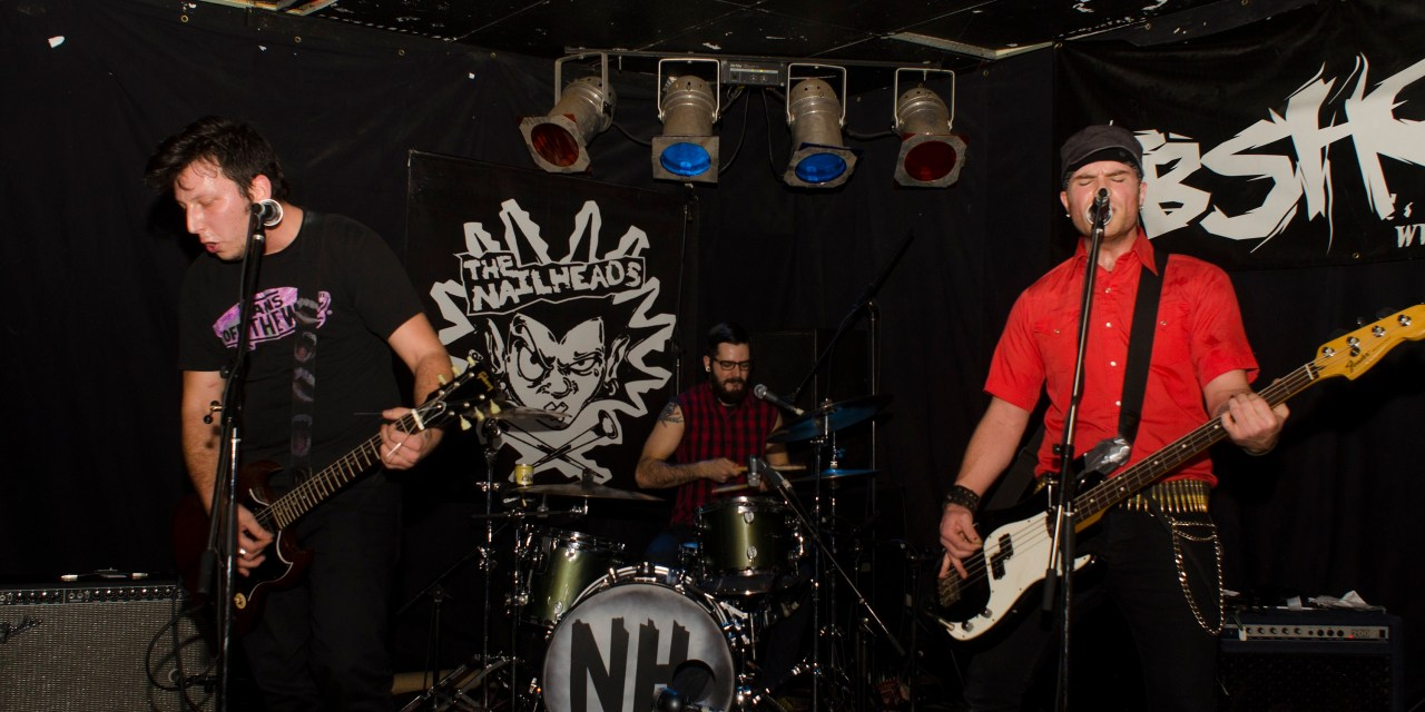The Nailheads at Black Pirates Pub