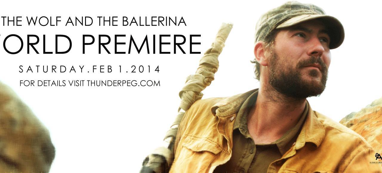 World Premiere of The Wolf and the Ballerina