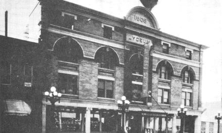 The Lyceum: A Heritage Building with Unknown Potential