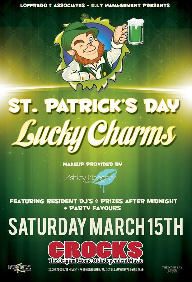 crocks  march 15