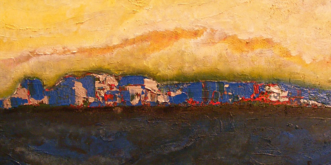 Shades of Blue- Sebastien Hardy