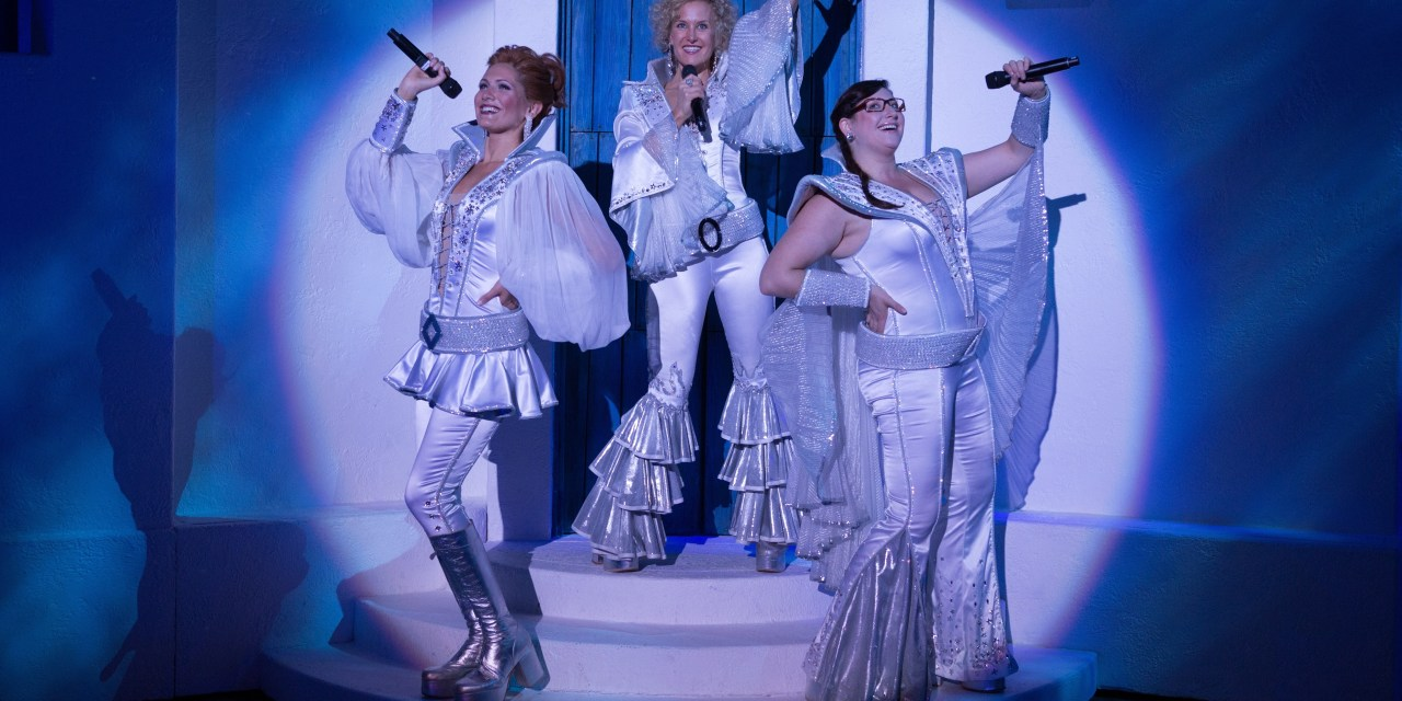 Diggin' the Dancing Queen: Mamma Mia! Thrills Capacity Crowd at TBCA