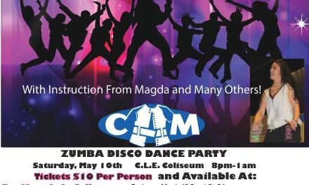 Zumba Disco Fundraiser