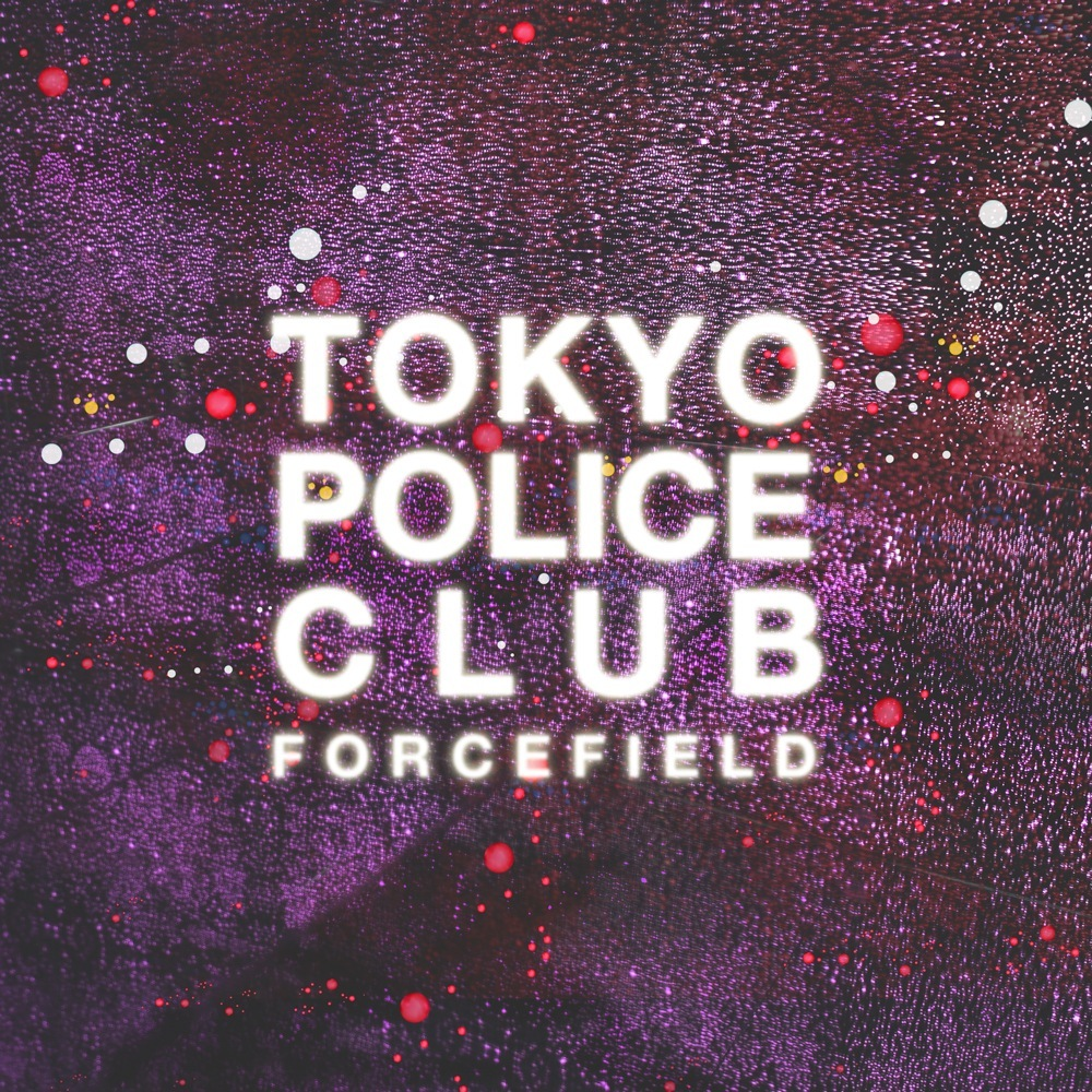 206-Forcefield Album Cover