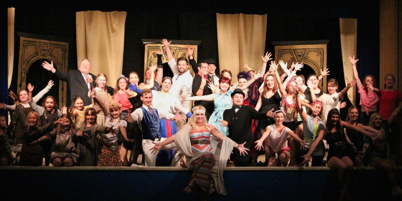 Broadway's Back on Bay: Thunder Bay talent wows audience, reviving Broadway classics.