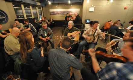 Irish Sessions at the Breakwater Taphouse