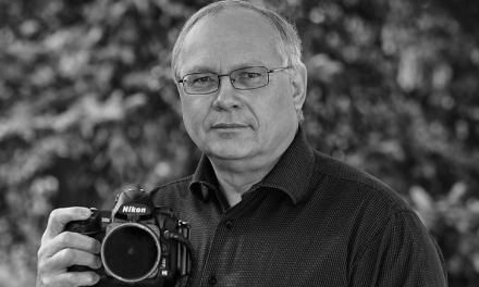 Acclaimed Photographer Mike Grandmaison in Thunder Bay