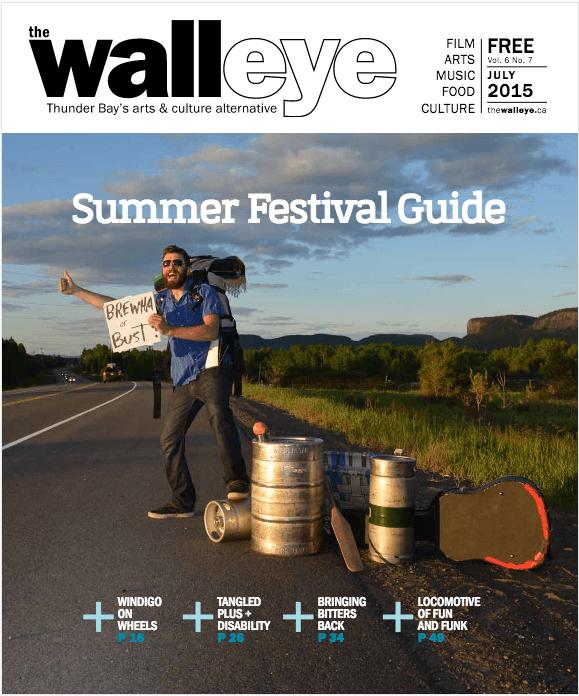 Walleye July 2015