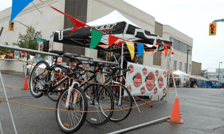 Bike Valet Service at Summer in the Parks