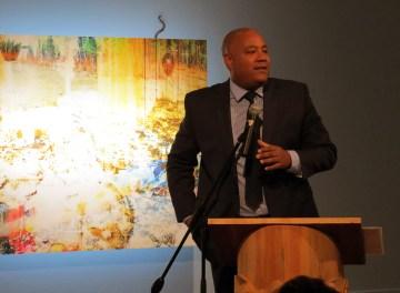 Minister Michael Coteau