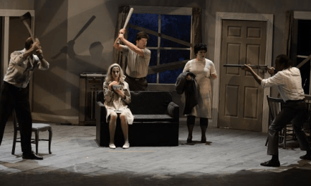 """They're coming for you, Barbra!"" — Magnus Theatre presents Night of the Living Dead Live"