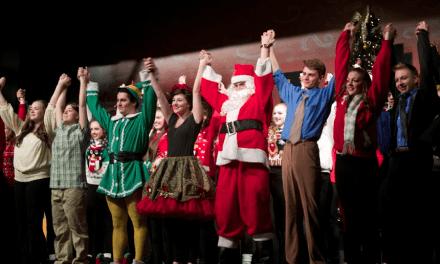 Hammarskjold High School's Elf The Musical Jr.