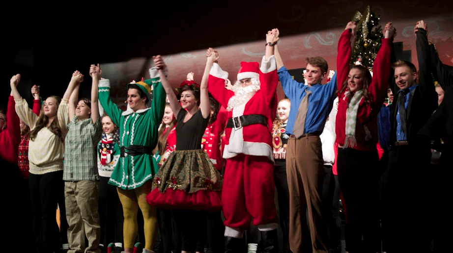 Hammarskjold High School's Elf The Musical Jr.
