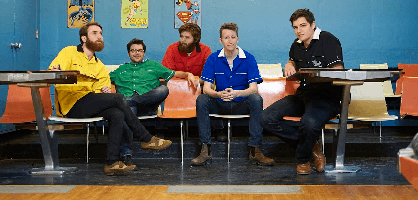 Country Lovin' City Boys — The Sleeping Giant Folk Music Society Presents Union Duke