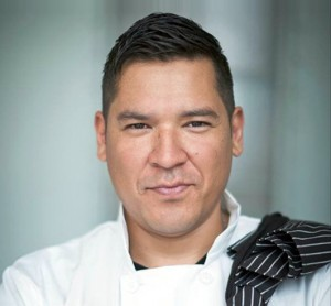 Chef Rich Francis (photo courtesy of Red Works Studio)
