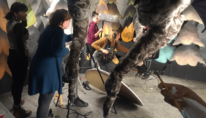 Neechee Studio — Blending Modern and Traditional Indigenous Art